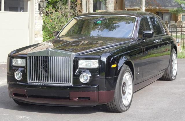 2004 Rolls-Royce Phantom VI for Sale in Salem, NH - Image 1