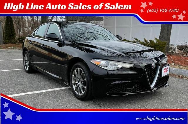 2018 Alfa Romeo Giulia for Sale in Salem, NH - Image 1