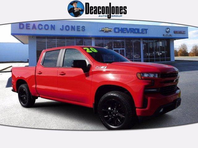 2020 Chevrolet Silverado 1500 a la venta en Clinton, NC - Image 1