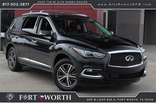 2017 INFINITI QX60 a la venta en Fort Worth, TX - Image 1