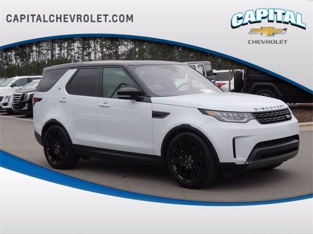 2020 Land Rover Discovery for Sale in Wake Forest, NC - Image 1