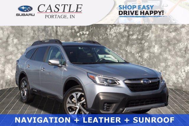2020 Subaru Outback a la venta en Portage, IN - Image 1