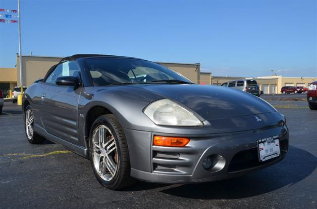 used 2003 mitsubishi eclipse spyder gts convertible in franklin, oh