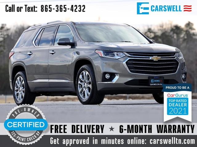 2018 Chevrolet Traverse for Sale in Sevierville, TN - Image 1