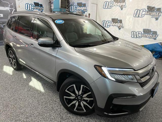 2020 Honda Pilot for Sale in Eldridge, IA - Image 1