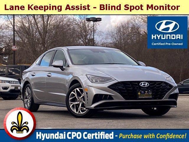 2020 Hyundai Sonata a la venta en Milford, MA - Image 1