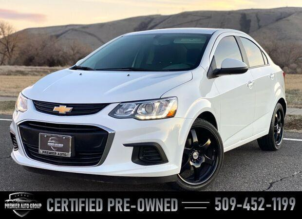 2018 Chevrolet Sonic for Sale in Yakima, WA - Image 1