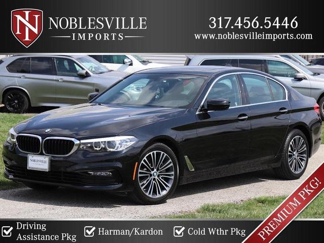 2017 BMW 530 a la venta en Noblesville, IN - Image 1