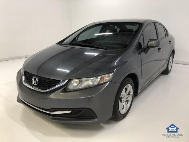 2013 Honda Civic for Sale in Peoria, AZ - Image 1