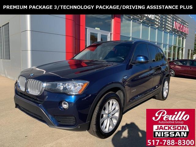 2017 BMW X3 for Sale in Jackson, MI - Image 1