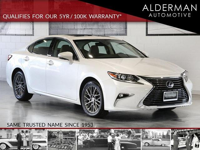 2018 Lexus ES 350 for Sale in Fishers, IN - Image 1