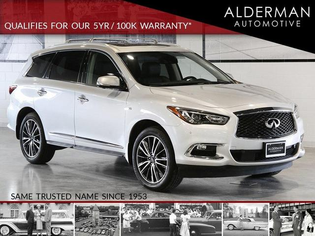 2017 INFINITI QX60 for Sale in Fishers, IN - Image 1