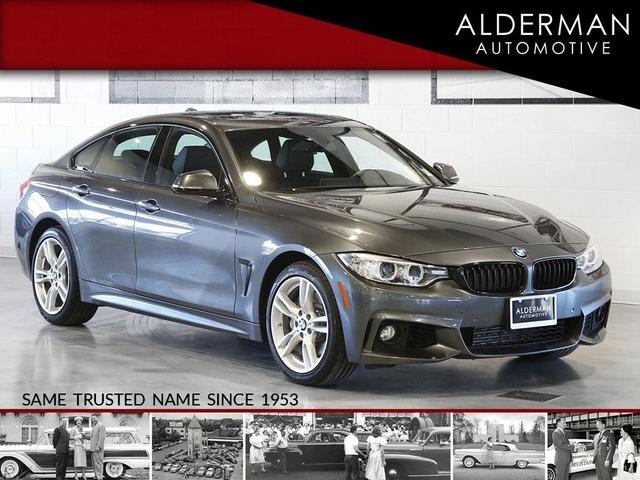 2016 BMW 435 Gran Coupe for Sale in Fishers, IN - Image 1