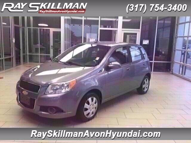 2010 Chevrolet Aveo for Sale in Avon, IN - Image 1