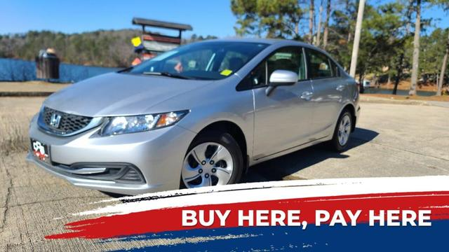 2014 Honda Civic for Sale in Oakwood, GA - Image 1