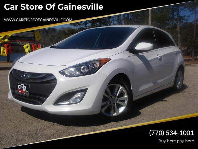 2014 Hyundai Elantra GT for Sale in Oakwood, GA - Image 1
