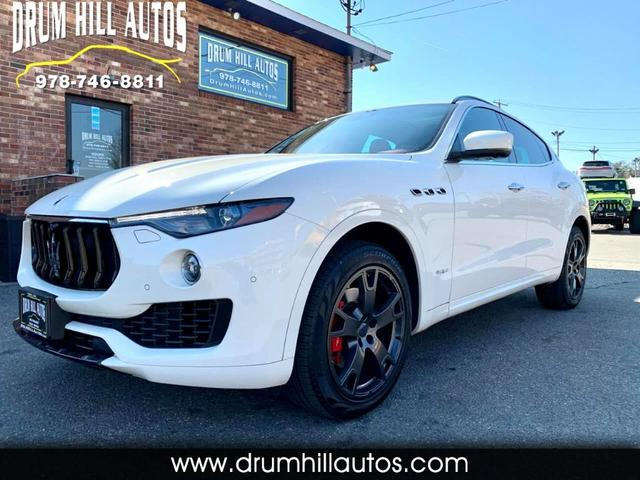 2018 Maserati Levante for Sale in Lowell, MA - Image 1