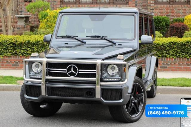 2014 Mercedes Benz G Class >> Used 2014 Mercedes Benz G Class G 63 Amg Suv In Brooklyn Ny Auto Com Wdcyc7df6ex219314