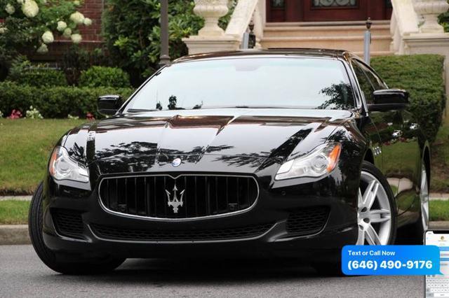 2015 Maserati Quattroporte >> Used 2015 Maserati Quattroporte S Q4 Sedan In Brooklyn Ny Near 11235 Zam56rra3f1140160 Auto Com
