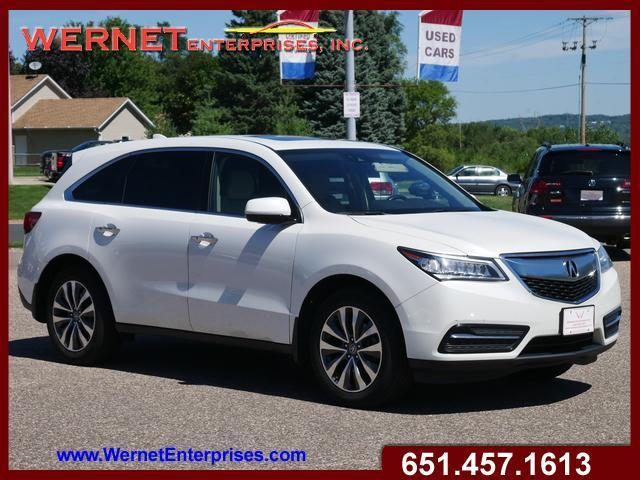 2016 Acura MDX for Sale in Inver Grove Heights, MN - Image 1