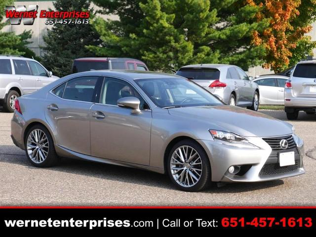 2014 Lexus IS 250 for Sale in Inver Grove Heights, MN - Image 1