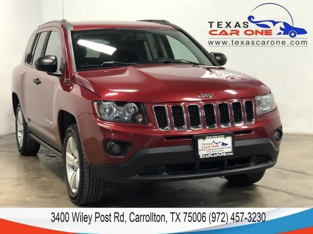 2017 Jeep Compass for Sale in Carrollton, TX - Image 1