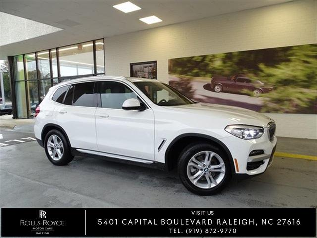 2020 BMW X3 for Sale in Raleigh, NC - Image 1