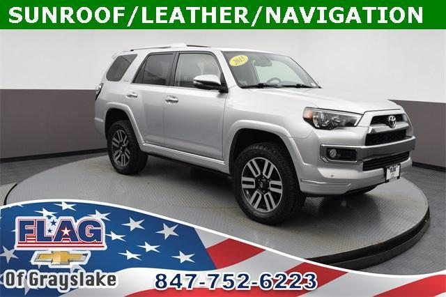 2015 Toyota 4Runner for Sale in Grayslake, IL - Image 1