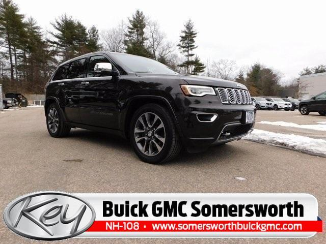 2017 Jeep Grand Cherokee for Sale in Somersworth, NH - Image 1