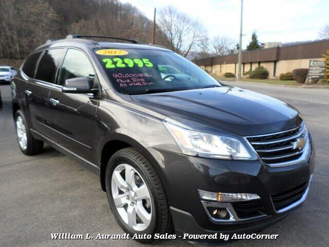 2017 Chevrolet Traverse for Sale in Johnstown, PA - Image 1