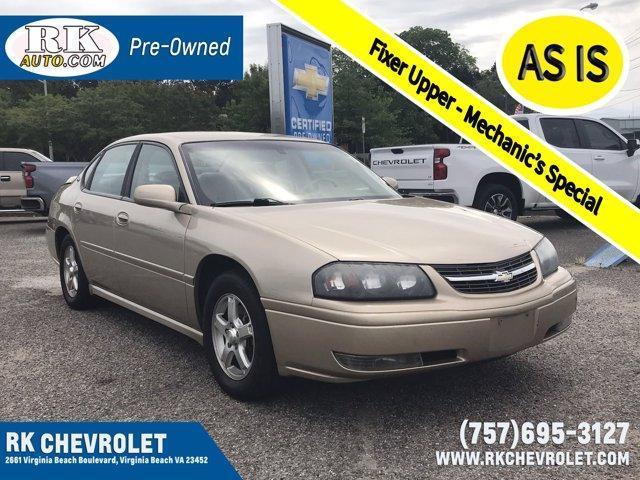 2005 Chevrolet Impala for Sale in Virginia Beach, VA - Image 1