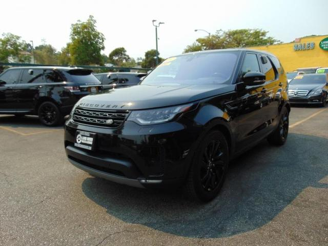 2017 Land Rover Discovery for Sale in Santa Monica, CA - Image 1
