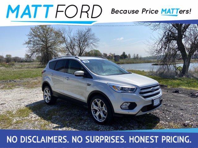 2019 Ford Escape a la venta en Buckner, MO - Image 1