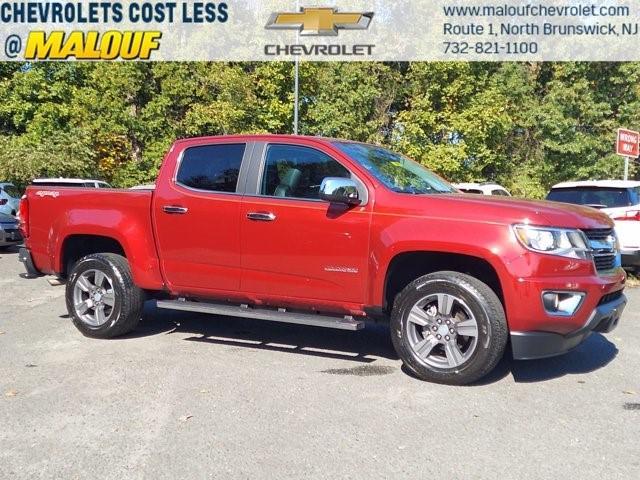 2018 Chevrolet Colorado for Sale in North Brunswick, NJ - Image 1
