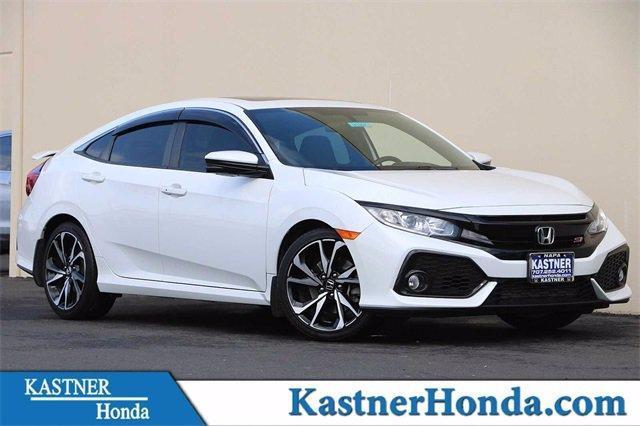 2019 Honda Civic Si for Sale in Napa, CA - Image 1