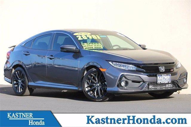 2020 Honda Civic Si for Sale in Napa, CA - Image 1