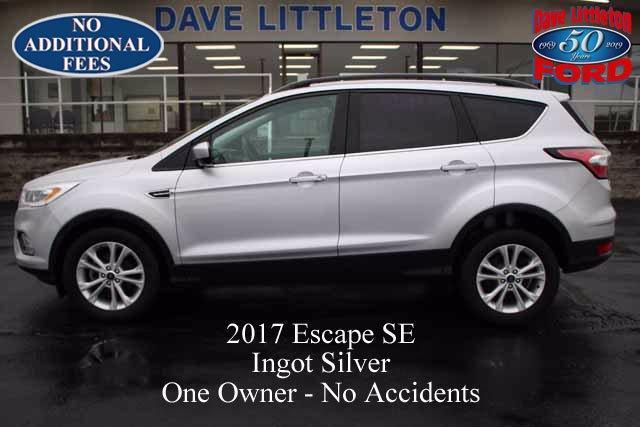 2017 Ford Escape a la venta en Smithville, MO - Image 1