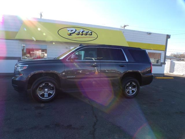 2018 Chevrolet Tahoe for Sale in Great Falls, MT - Image 1