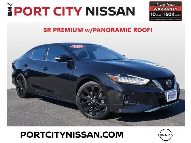 2019 Nissan Maxima for Sale in Portsmouth, NH - Image 1