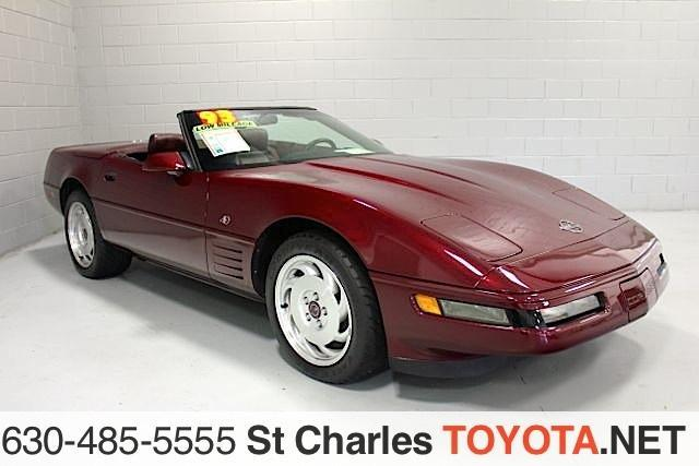 1993 Chevrolet Corvette for Sale in Saint Charles, IL - Image 1