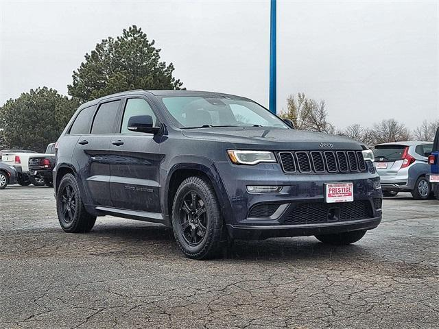 2018 Jeep Grand Cherokee for Sale in Longmont, CO - Image 1