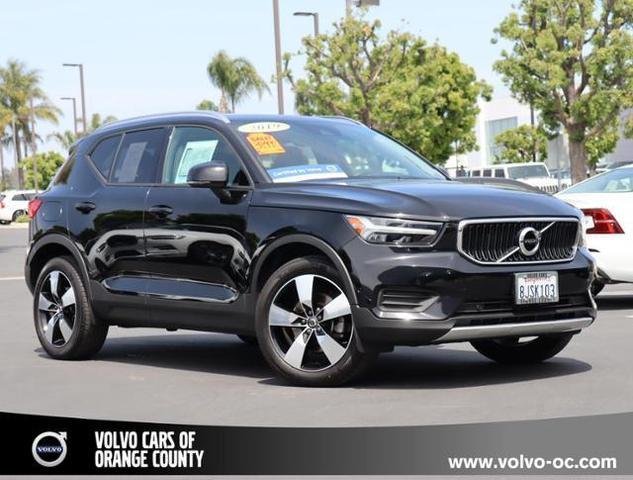 2019 Volvo XC40 a la venta en Santa Ana, CA - Image 1