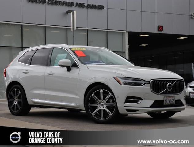 2018 Volvo XC60 Hybrid a la venta en Santa Ana, CA - Image 1