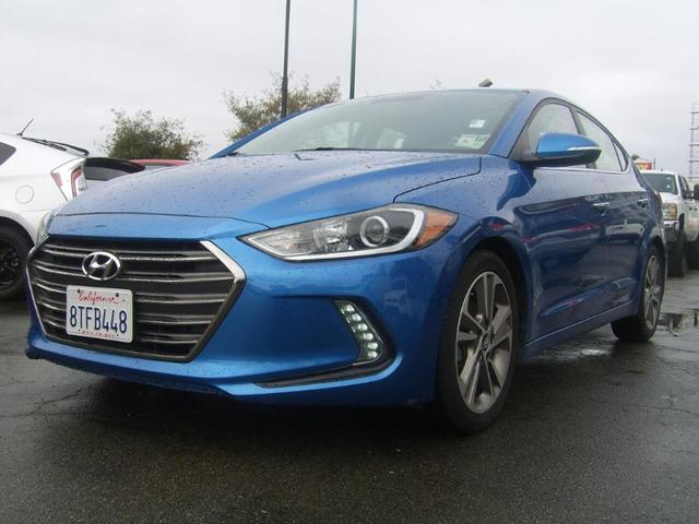 2017 Hyundai Elantra for Sale in Hayward, CA - Image 1