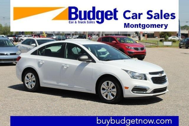 2016 Chevrolet Cruze Limited a la venta en Montgomery, AL - Image 1