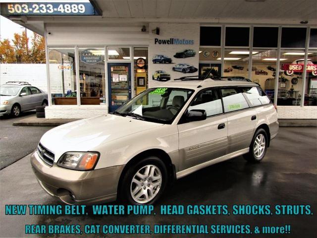 2001 Subaru Outback a la venta en Portland, OR - Image 1
