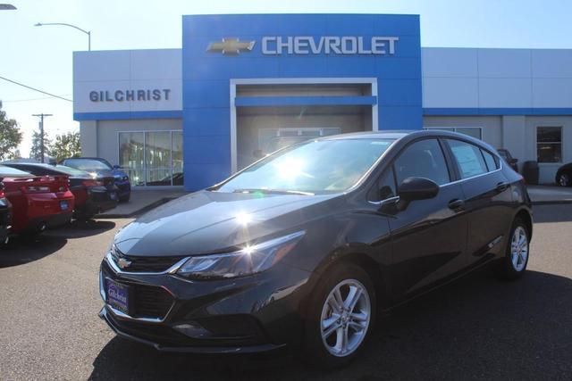 2018 Chevrolet Cruze a la venta en Tacoma, WA - Image 1