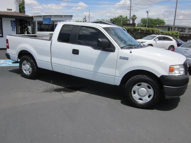 2005 Ford F 150 Xl >> Used 2005 Ford F 150 Xl Supercab Extended Cab Pickup In Sacramento Ca Near 95815 1ftrx12w15fa25889 Auto Com