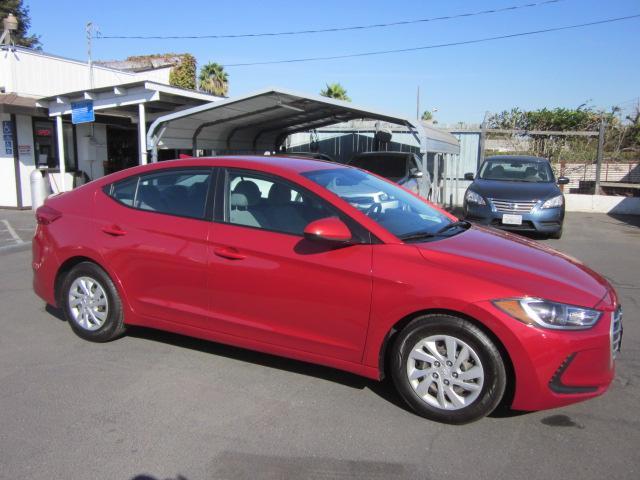 2017 Hyundai Elantra a la venta en Sacramento, CA - Image 1
