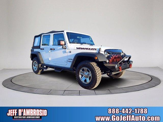 2014 Jeep Wrangler Unlimited for Sale in Downingtown, PA - Image 1